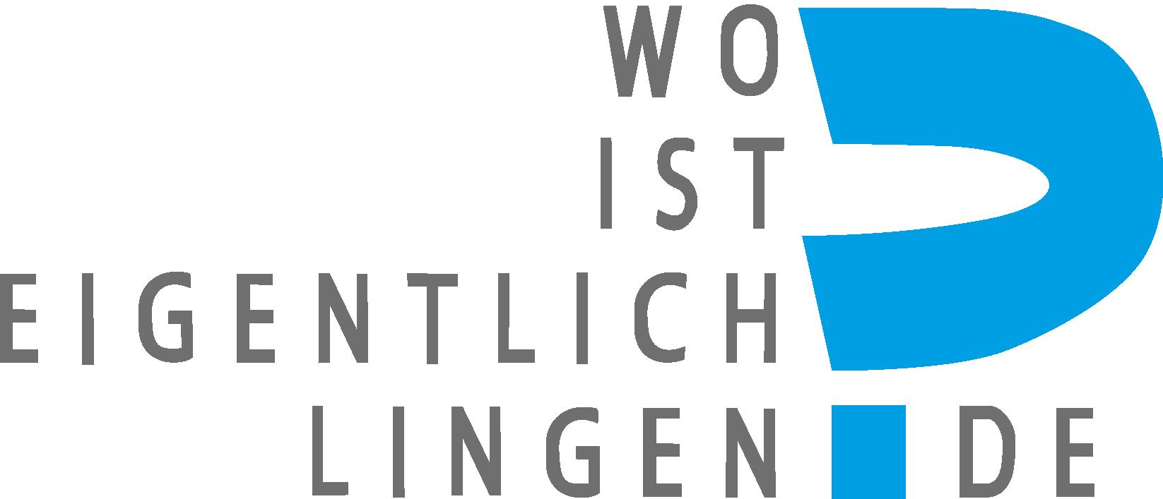 Wo-ist-eigentlich-lingen.de-Logo