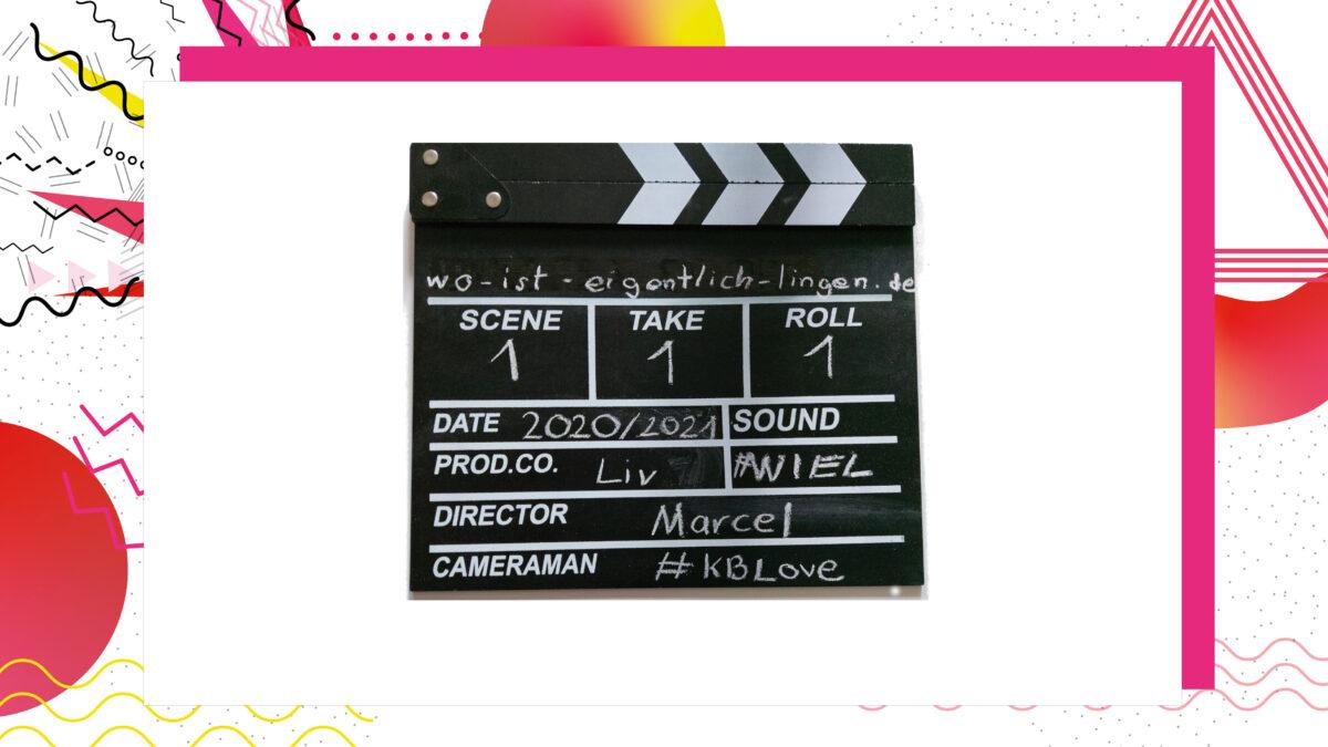 WieL Filmklappe Liv Wessel Marcel Landwehr WieL