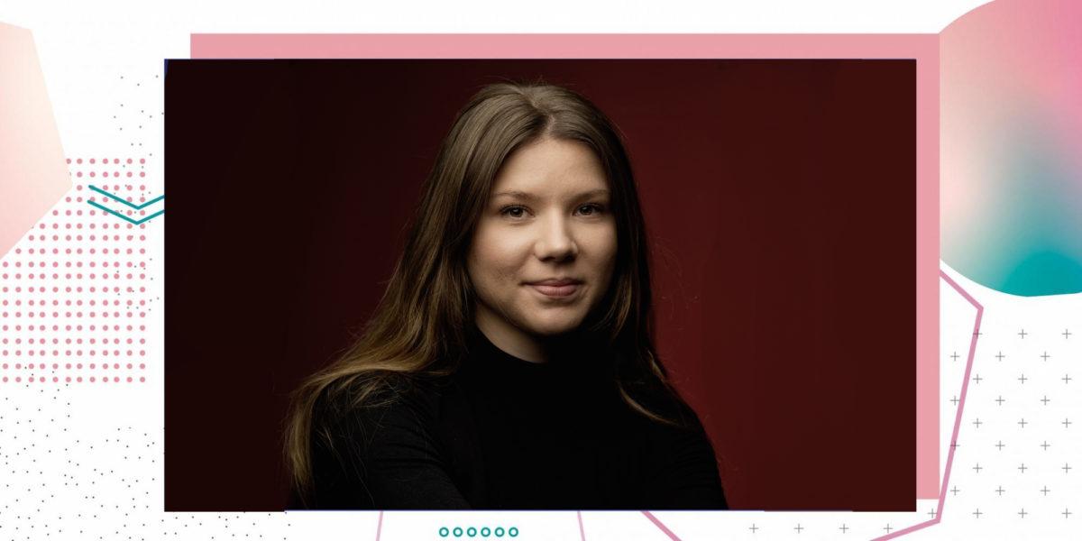 Liv Wessel kandidiert bei den Hochschulwahlen 2019