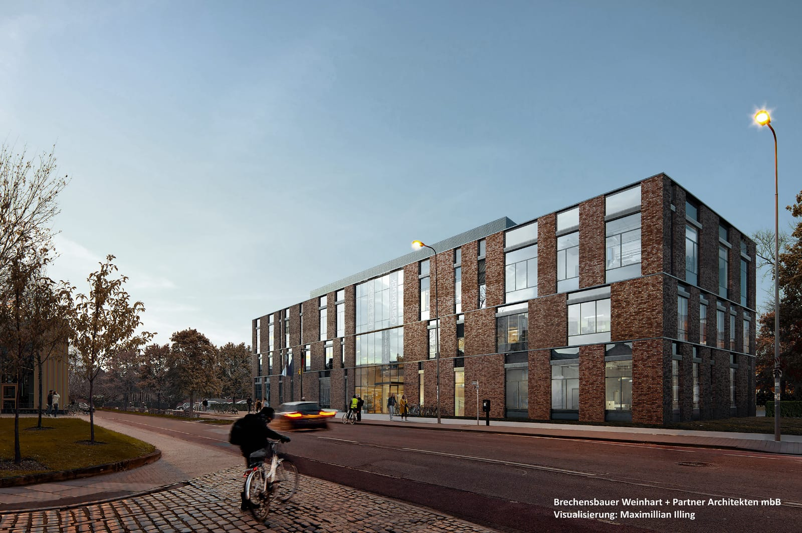 Neues Laborgebäude am Campus Lingen